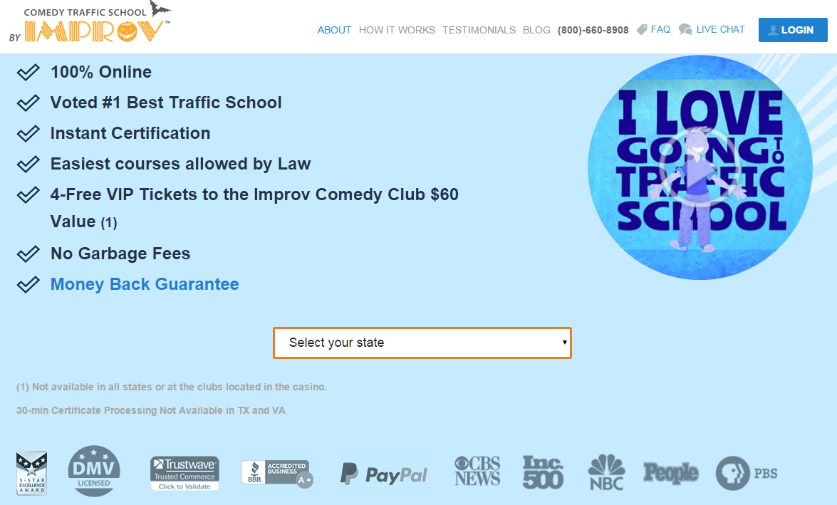 Stop and go traffic school coupon code
