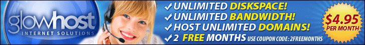 glowhost coupon unlimited plan